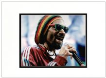 Snoop Dogg Autograph Signed Photo